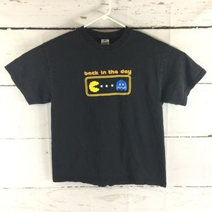 Pacman Back In The Day Retro T Shirt Mens L